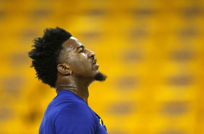 Jordan Bell is worth a look for the New Orleans Pelicans (Photo by Lachlan Cunningham/Getty Images)