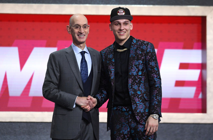 With the 13th pick in the draft, the New Orleans Pelicans can get lucky based on recent history (Photo by Sarah Stier/Getty Images)