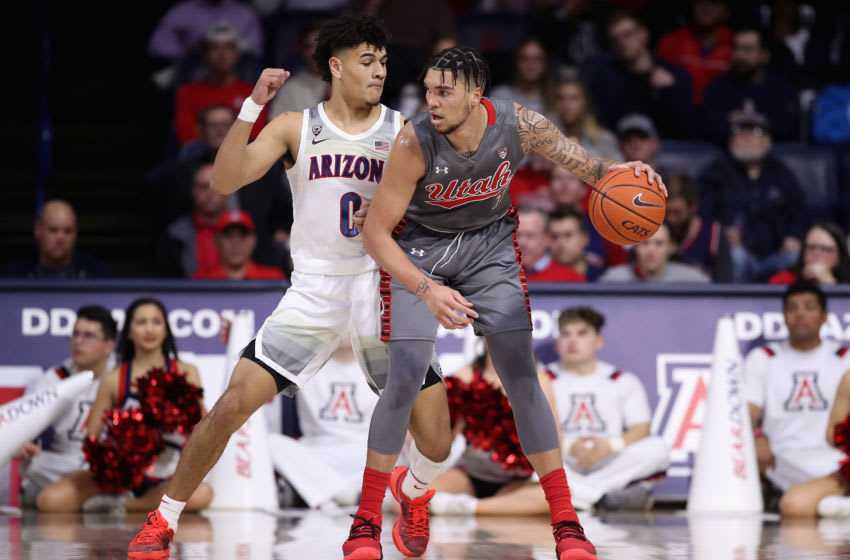 Josh Green #0 of the Arizona Wildcats could be the defensive wing the New Orleans Pelicans need (Photo by Christian Petersen/Getty Images)