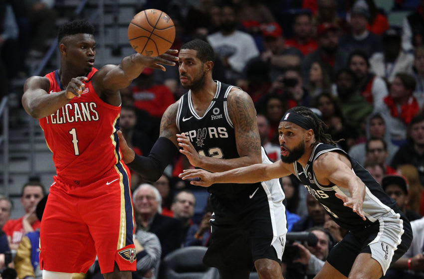 Bob Beyer can help Zion Williamson improve in Stan Van Gundy's offense for the New Orleans Pelicans (Photo by Chris Graythen/Getty Images)