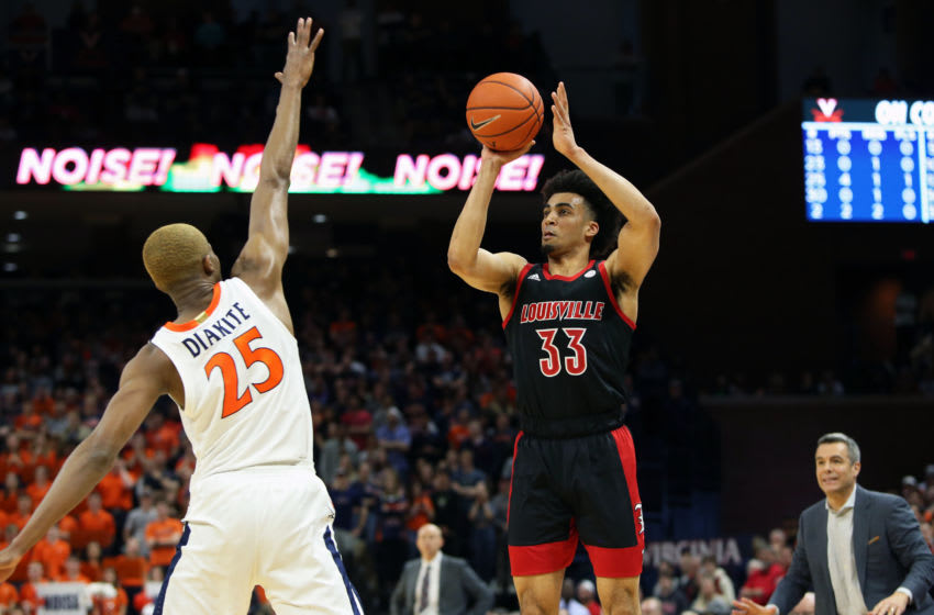 Jordan Nwora has potential as a scorer for the New Orleans Pelicans (Photo by Ryan M. Kelly/Getty Images)