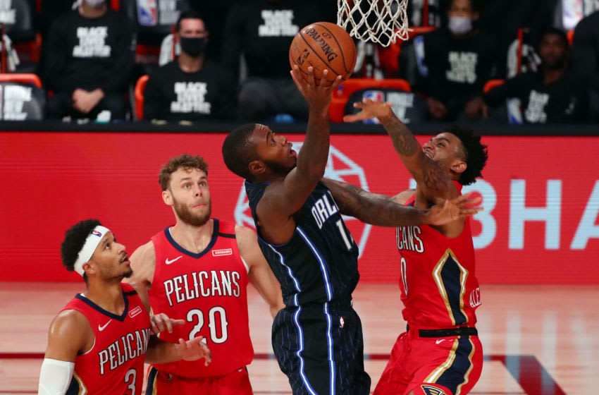 Evaluating the strengths and weaknesses of the New Orleans Pelicans in 2021. (Photo by Kim Klement-Pool/Getty Images)