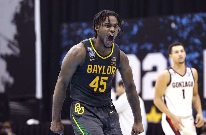 Davion Mitchell #45 of the Baylor Bears (Photo by Tim Nwachukwu/Getty Images)