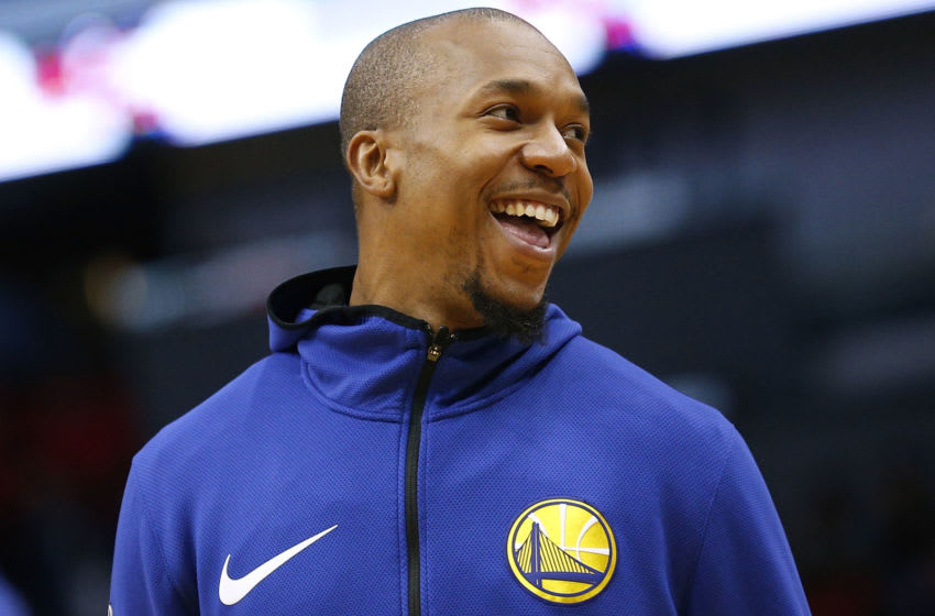 The New Orleans Pelicans should consider bringing in David West as a consultant. (Photo by Jonathan Bachman/Getty Images)