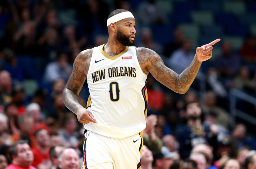 DeMarcus Cousins is just one former New Orleans Pelicans player who could return to the organization. (Photo by Sean Gardner/Getty Images)