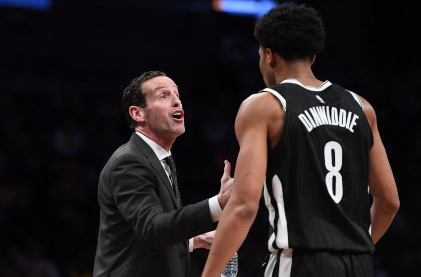 Kenny Atkinson could be the coach for the New Orleans Pelicans (Photo by Matteo Marchi/Getty Images)