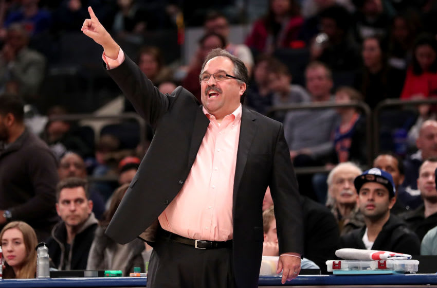 Stan Van Gundy is energizing the New Orleans Pelicans fanbase. (Photo by Abbie Parr/Getty Images)
