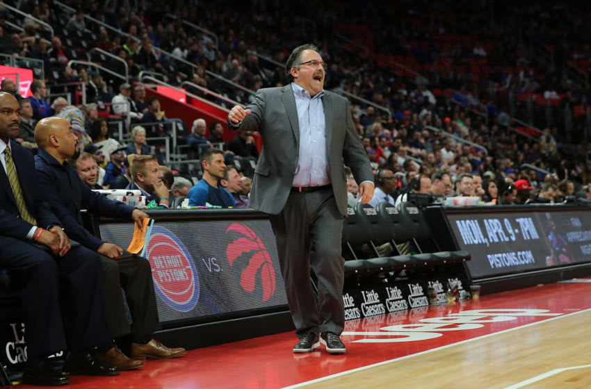 (Photo by Leon Halip/Getty Images) *** Local Caption *** Stan Van Gundy