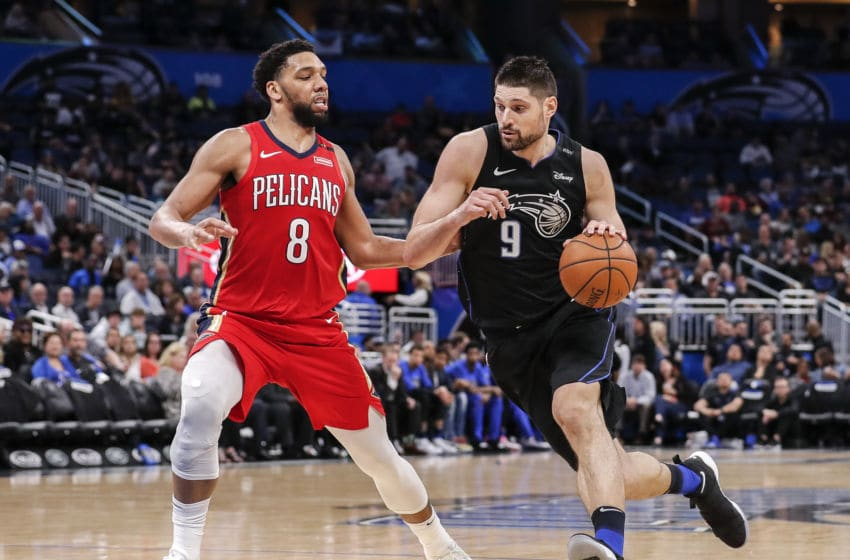 Jahlil Okafor New Orleans Pelicans (Photo by Don Juan Moore/Getty Images)