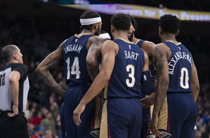 Is the Pelicans rotation good enough to win? (Photo by Mitchell Leff/Getty Images)