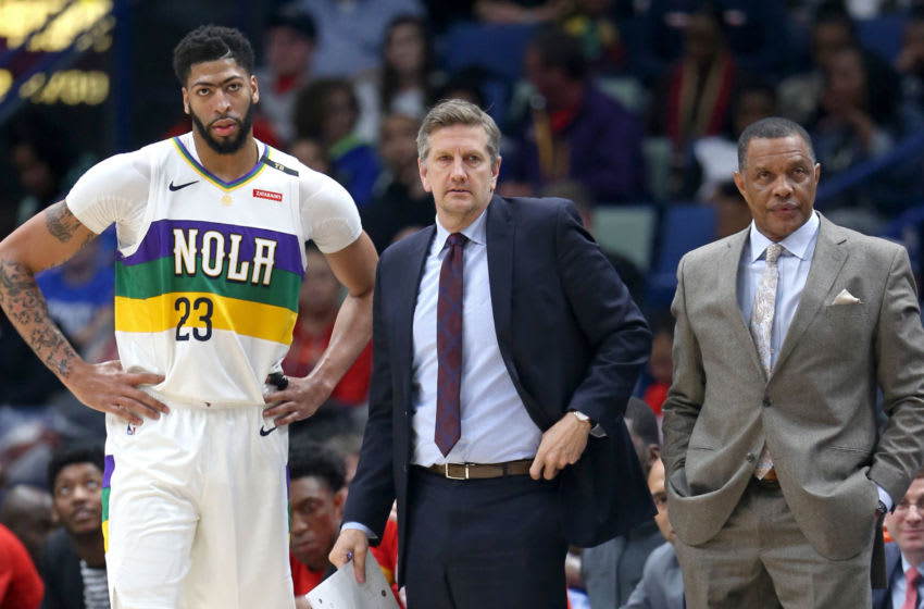 Chris Finch might be leaving the New Orleans Pelicans for the Indiana Pacers Credit: Chuck Cook-USA TODAY Sports