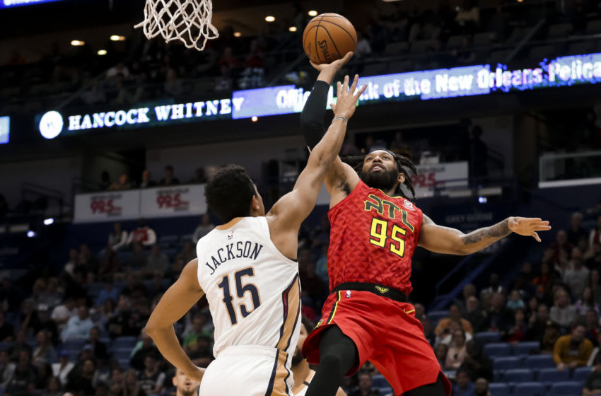 New Orleans Pelicans swapping Frank Jackson for DeAndre Bembry makes sense. Mandatory Credit: Derick E. Hingle-USA TODAY Sports