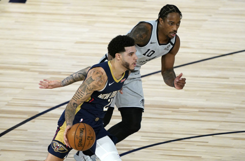 The New Orleans Pelicans will win the Southwest because of three reasons. Mandatory Credit: Ashley Landis/Pool Photo-USA TODAY Sports