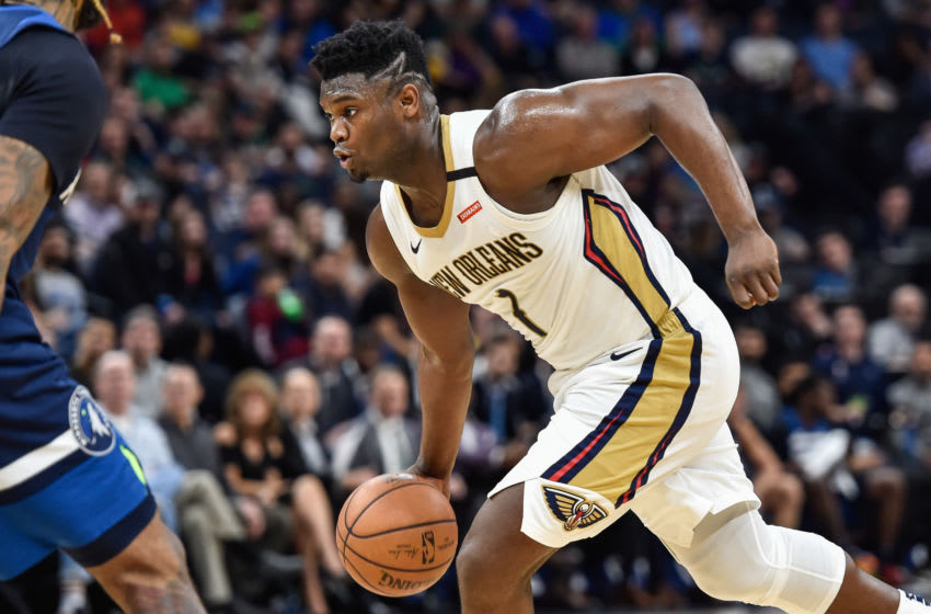 New Orleans Pelicans, Zion Williamson (Mandatory Credit: Jeffrey Becker-USA TODAY Sports)