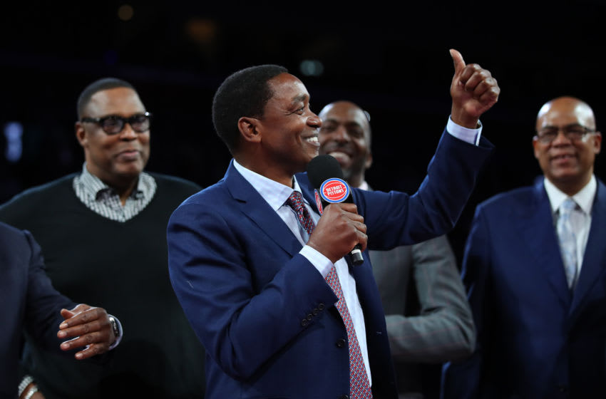 Isiah Thomas (Photo by Gregory Shamus/Getty Images)