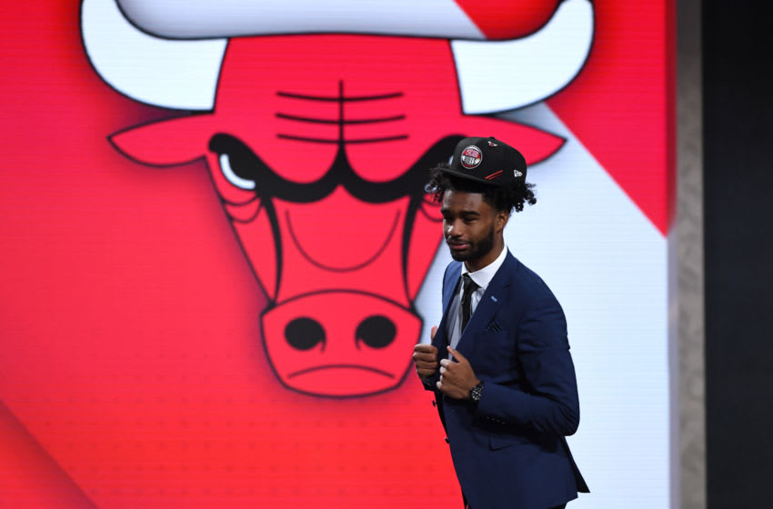 Chicago Bulls Coby White (Photo by Sarah Stier/Getty Images)