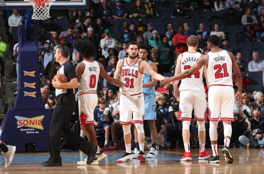 Chicago Bulls (Photo by Joe Murphy/NBAE via Getty Images)
