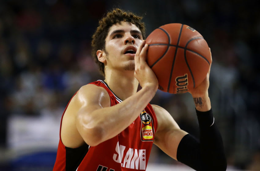 LaMelo Ball, Chicago Bulls (Photo by Mark Kolbe/Getty Images)