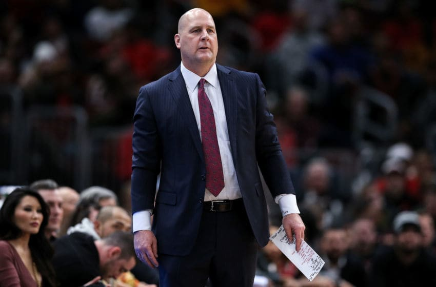 Jim Boylen, Chicago Bulls (Photo by Dylan Buell/Getty Images)