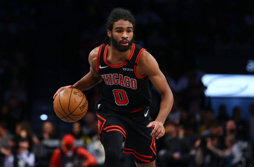 Coby White, Chicago Bulls (Photo by Mike Stobe/Getty Images)