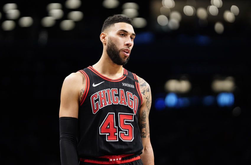 Denzel Valentine, Chicago Bulls (Photo by Steven Ryan/Getty Images)