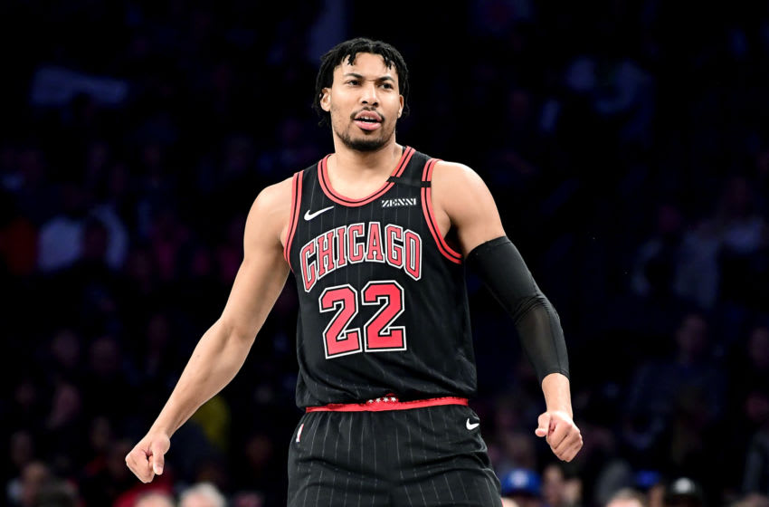 Otto Porter Jr., Chicago Bulls (Photo by Steven Ryan/Getty Images)