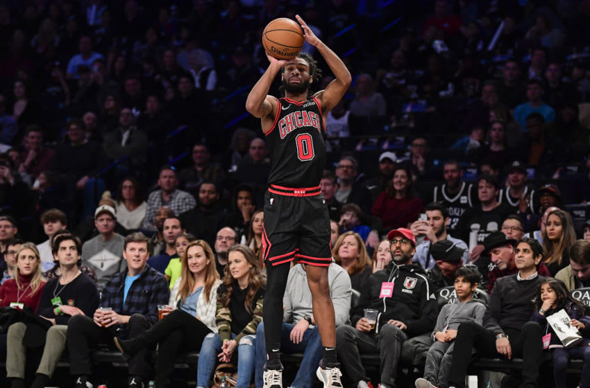 Coby White, Chicago Bulls (Photo by Steven Ryan/Getty Images)
