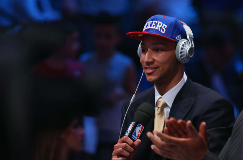 Ben Simmons, Chicago Bulls (Photo by Mike Stobe/Getty Images)