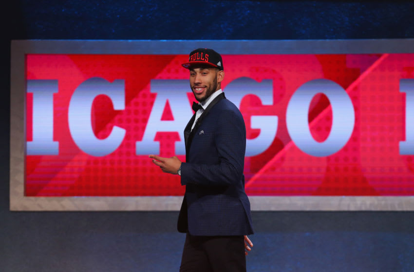 Denzel Valentine, Chicago Bulls (Photo by Mike Stobe/Getty Images)