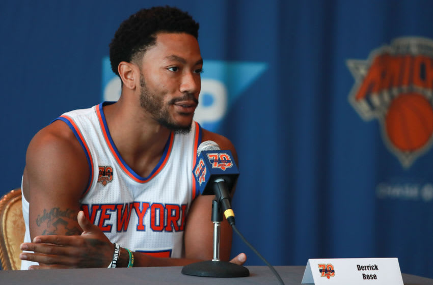 Derrick Rose, Chicago Bulls (Photo by Michael Reaves/Getty Images)