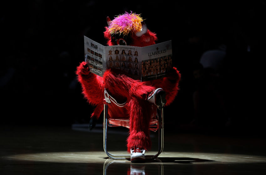 Benny the Bull, Chicago Bulls (Photo by Dylan Buell/Getty Images)