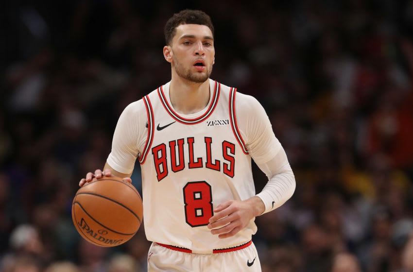 Zach LaVine, Chicago Bulls (Photo by Matthew Stockman/Getty Images)