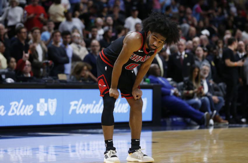 Coby White, Chicago Bulls (Photo by Michael Reaves/Getty Images)