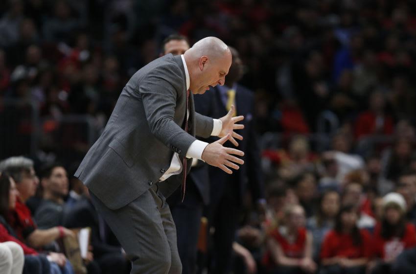 Jim Boylen, Chicago Bulls (Photo by Nuccio DiNuzzo/Getty Images)