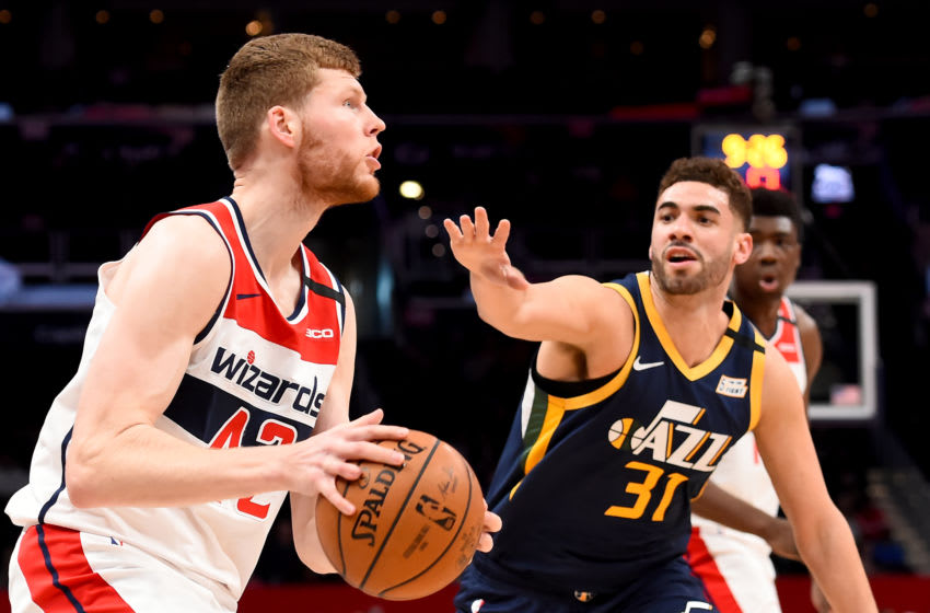 Davis Bertans (Photo by Will Newton/Getty Images)