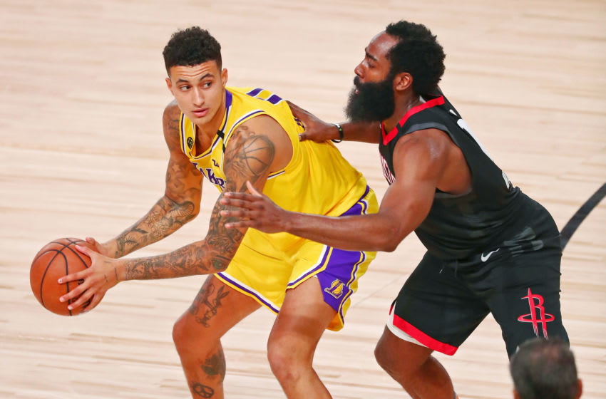 Kyle Kuzma, Chicago Bulls (Photo by Kim Klement-Pool/Getty Images)