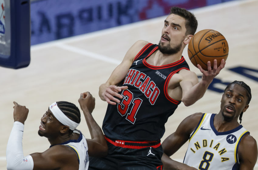 Tomas Satoransky, Chicago Bulls (Photo by Michael Hickey/Getty Images)