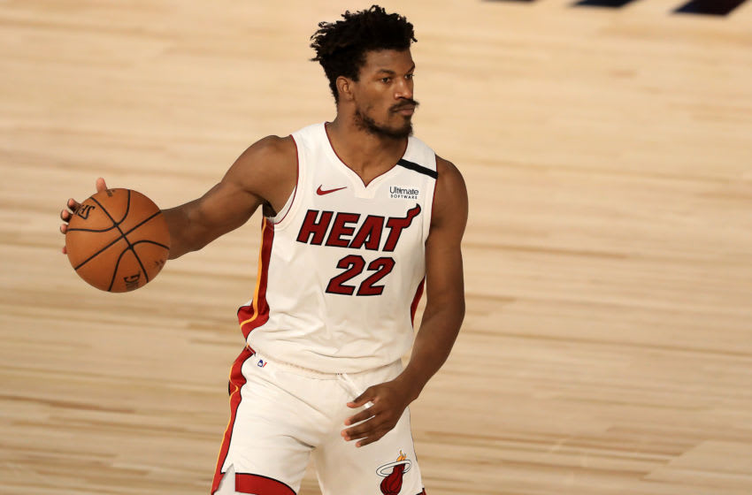 Jimmy Butler (Photo by Mike Ehrmann/Getty Images)