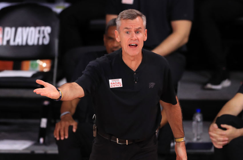 Billy Donovan (Photo by Mike Ehrmann/Getty Images)