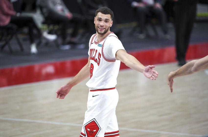 Zach LaVine, Chicago Bulls (Photo by Nic Antaya/Getty Images)