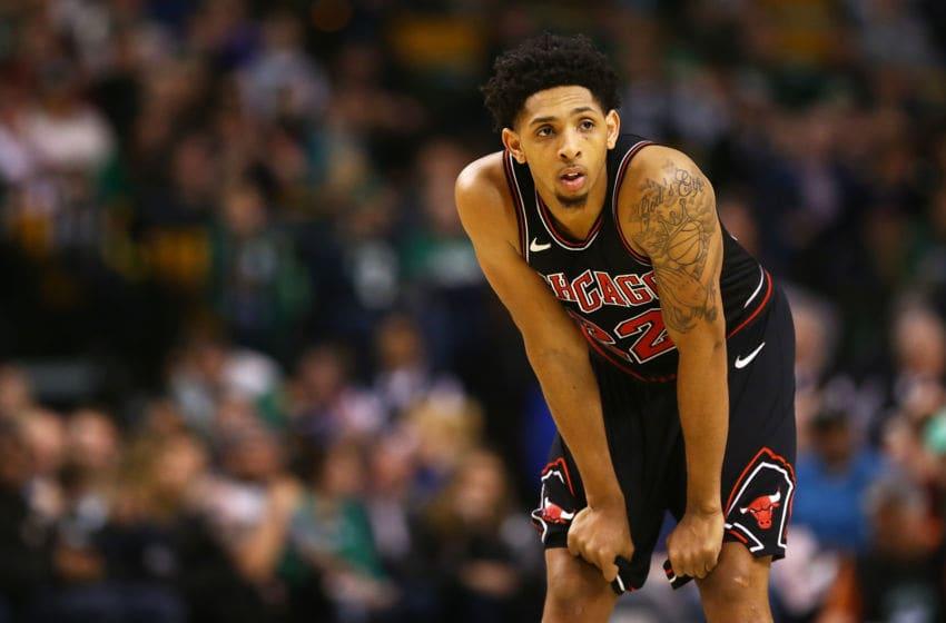 Cameron Payne, Chicago Bulls (Photo by Adam Glanzman/Getty Images) *** Local Caption ***