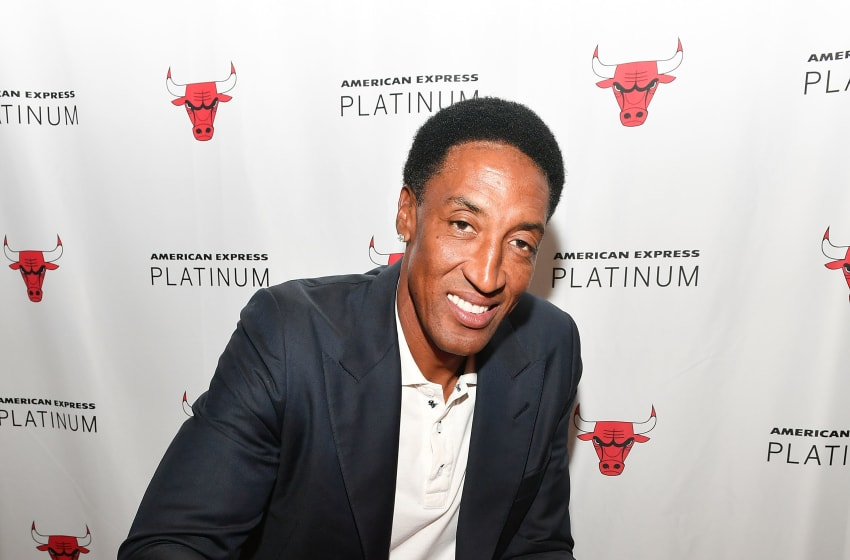 Chicago Bulls (Photo by Daniel Boczarski/Getty Images for American Express)