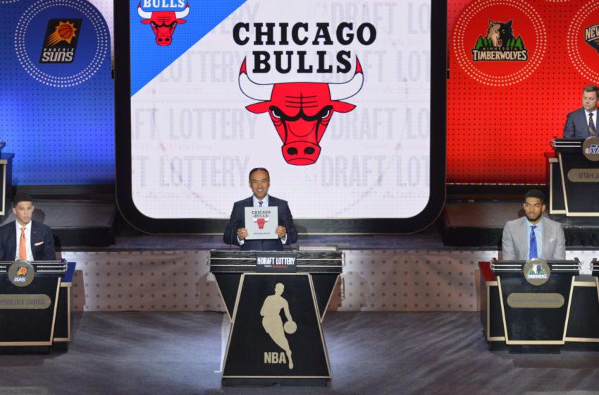 Chicago Bulls Amir Hinton (Photo by David Dow/NBAE via Getty Images)