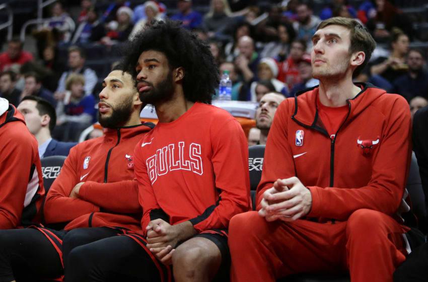Luke Kornet, Chicago Bulls (Photo by Duane Burleson/Getty Images)
