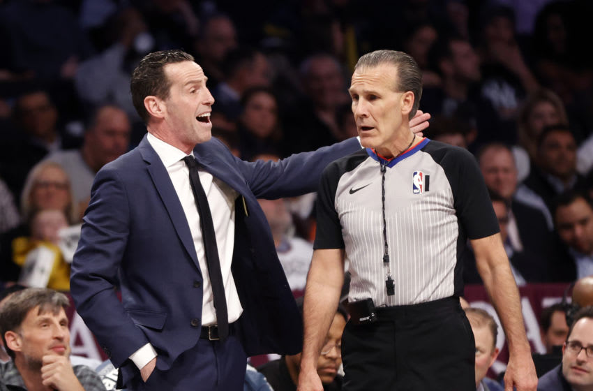 Kenny Atkinson (Photo by Paul Bereswill/Getty Images)