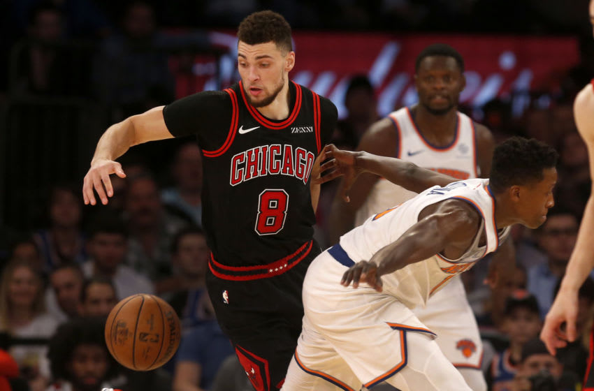 Zach LaVine, Chicago Bulls (Photo by Jim McIsaac/Getty Images)