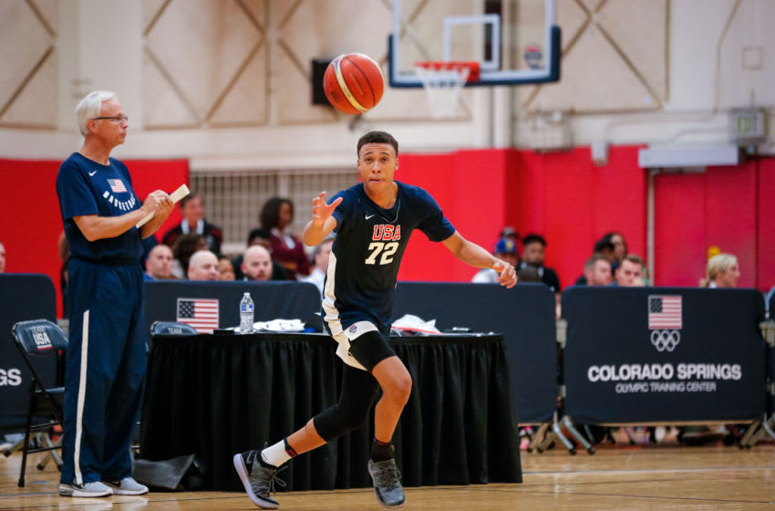 RJ Hampton Mandatory Credit: Isaiah J. Downing-USA TODAY Sports