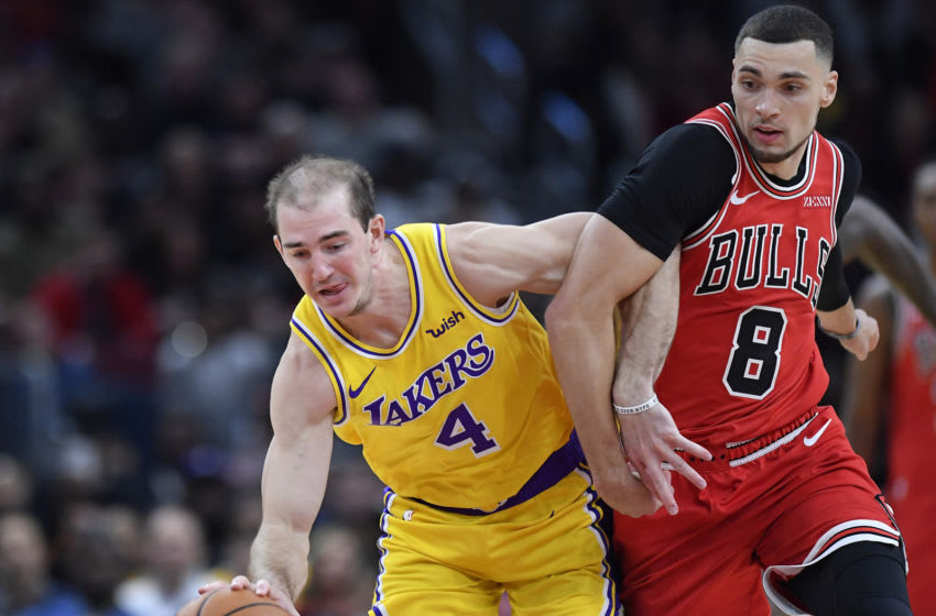 Zach LaVine, Chicago Bulls Mandatory Credit: Quinn Harris-USA TODAY Sports
