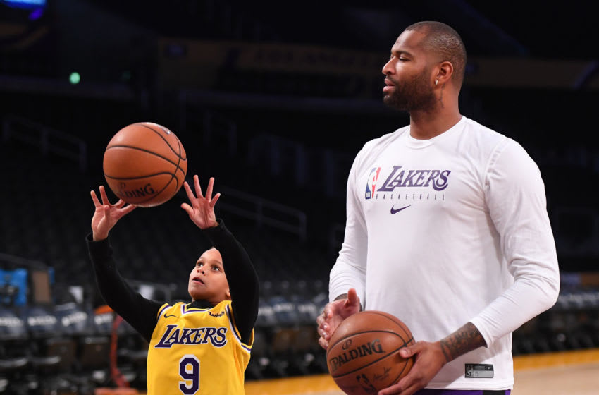 DeMarcus Cousins, Chicago Bulls Mandatory Credit: Jayne Kamin-Oncea-USA TODAY Sports