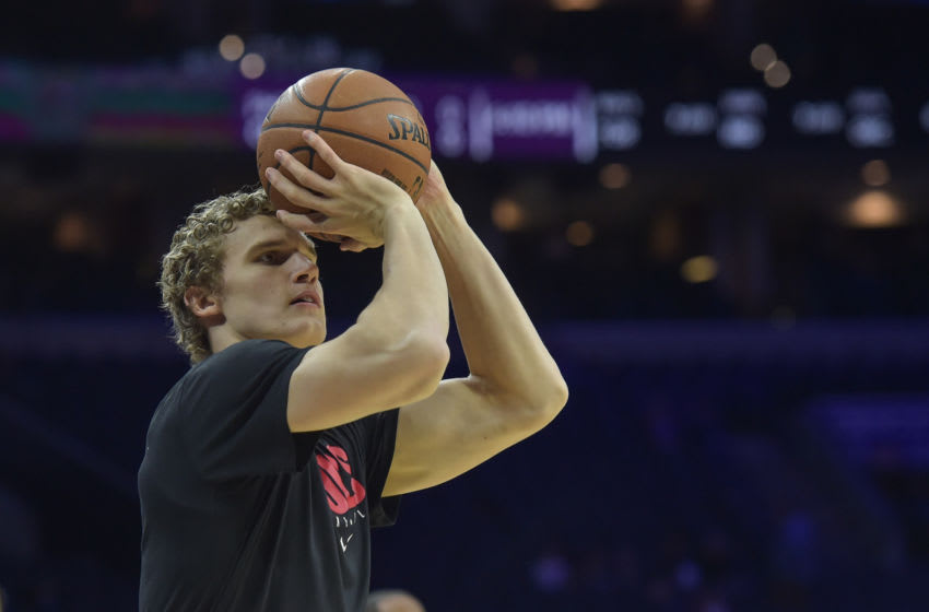 Lauri Markkanen, Chicago Bulls Mandatory Credit: John Geliebter-USA TODAY Sports